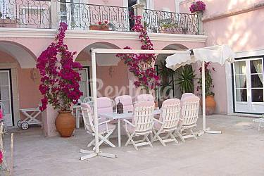 House Terrace Lisbon Cascais villa