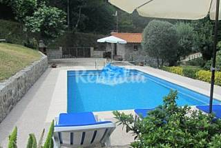House for 3-4 people with swimming pool Braga