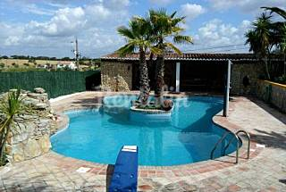 House for 4-6 people with swimming pool Beja