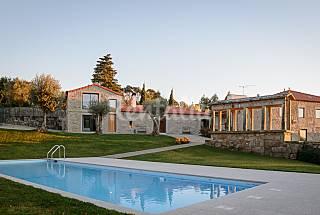 Casa para alugar com piscina Viana do Castelo