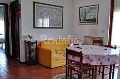 Appartamento per 2 persone in prima linea di spiaggia Pescara