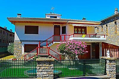 Casa para 8 personas en Ainsa Huesca