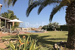 Large Finca-style villa with panoramic seeviews Alicante