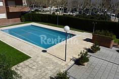 Apartamento de 4 habitaciones a 400 m de la playa Girona/Gerona
