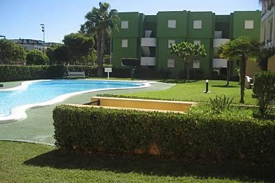 Los Juncos - Apartamento de 1 habitación a 80 m de la playa Valencia