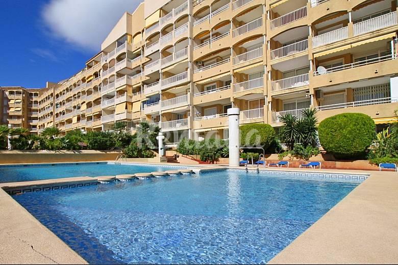 Apartamentos en calpe playa del arenal piscina calpe for Piscina alicante