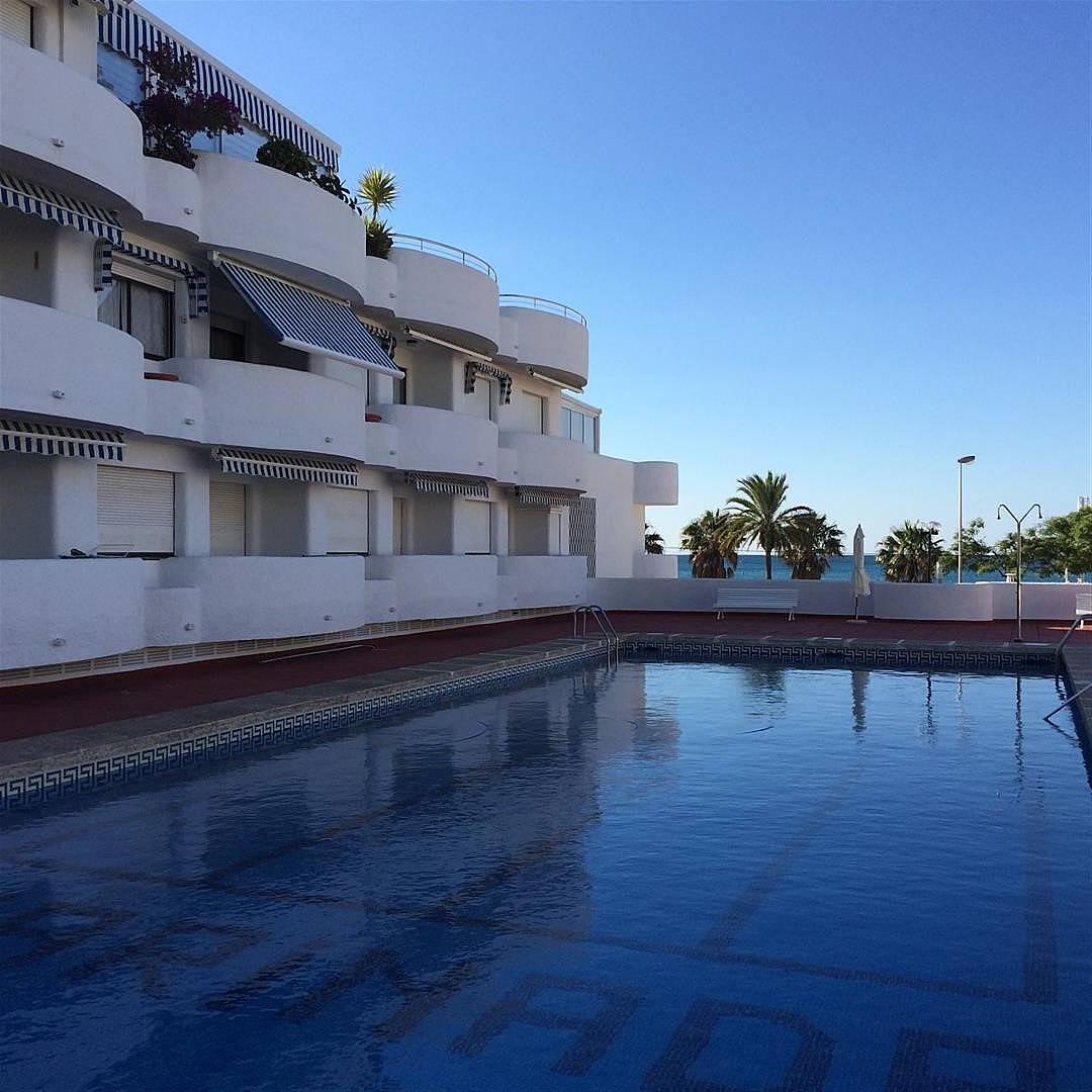 Apartamento en alquiler con piscina cambrils badia for Piscina cambrils