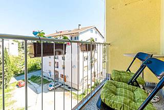 Apartment with 1 bedrooms only 800 meters from the beach Istria