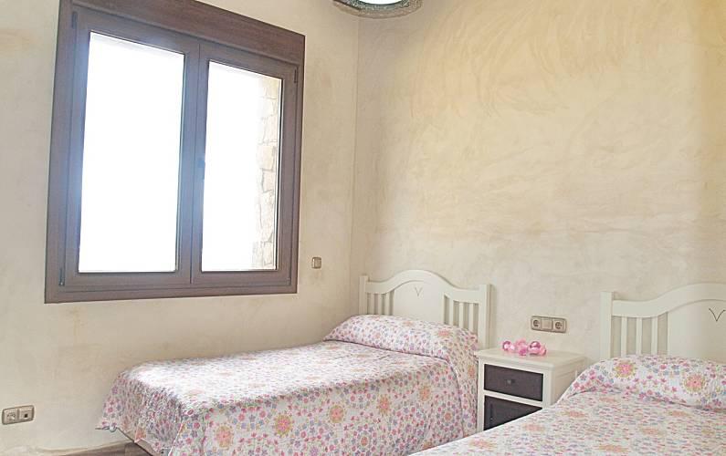 Paradise Habitación Cádiz Tarifa Casa en entorno rural - Habitación