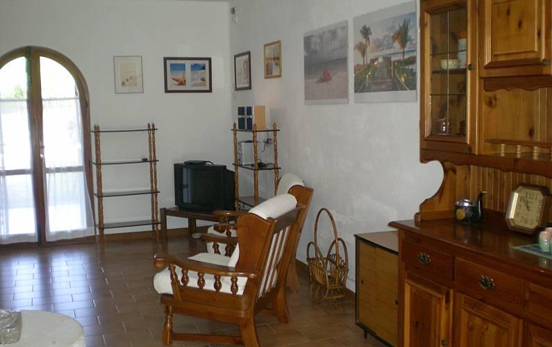 Villetta Salotto Cagliari Quartu Sant'Elena casa - Salotto