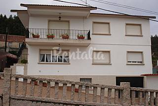 House for rent only 800 meters from the beach Pontevedra
