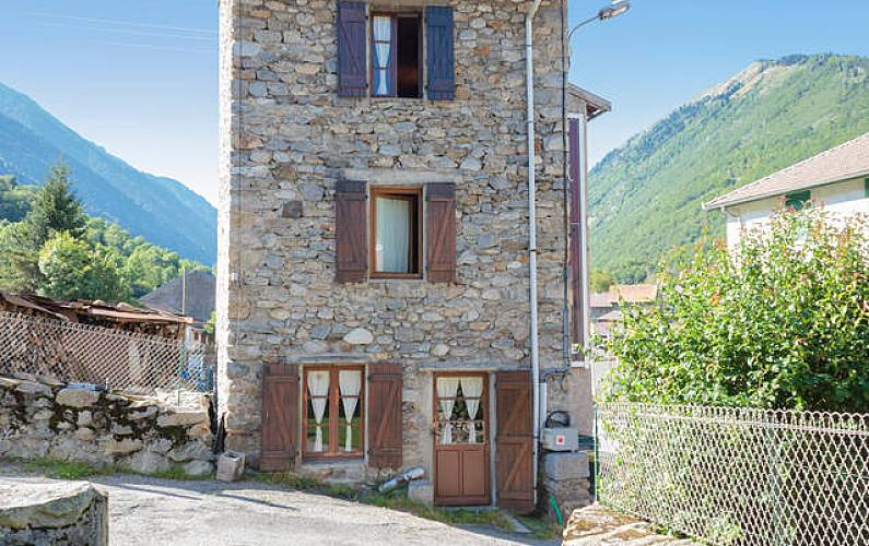 House with 3 bedrooms in Merens-Les-Vals Ariege - Outdoors