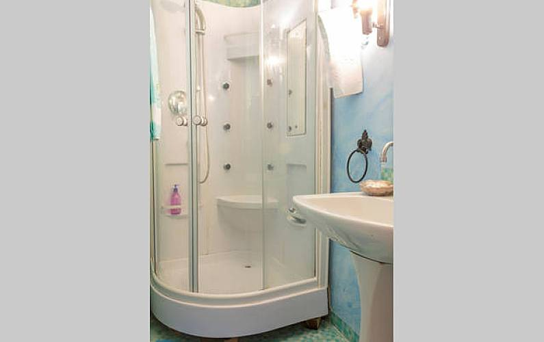 House Bathroom Ariege Merens-Les-Vals Cottage - Bathroom