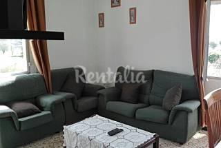 Casa para 8-11 pessoas a 700 m da praia Pontevedra