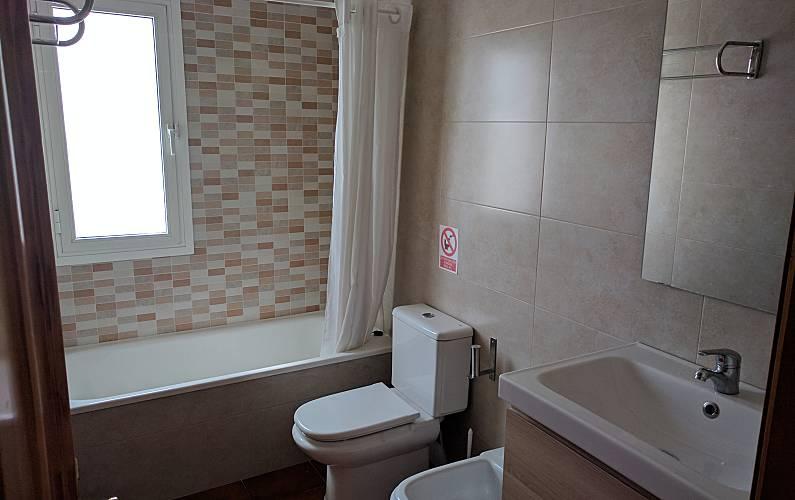 House Bathroom Málaga Nerja House - Bathroom