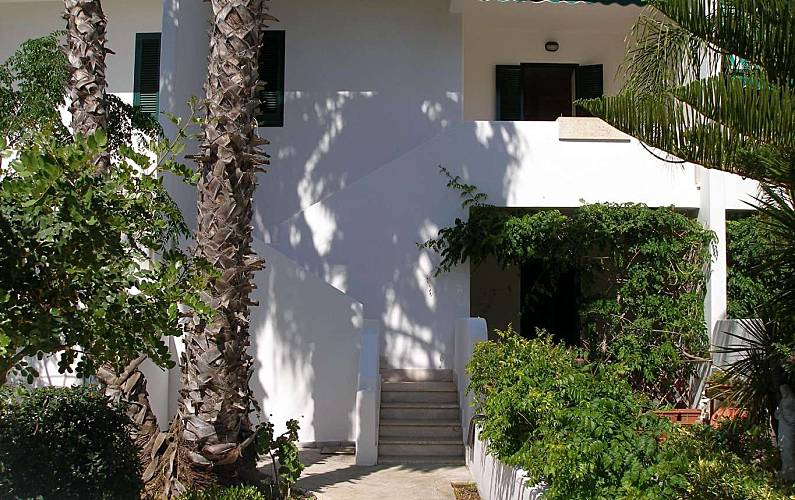 Apartment for 4-6 people only 50 meters from the beach Lecce - Outdoors