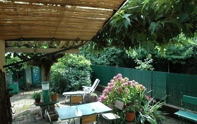 House for 4 people in languedoc roussillon ceret for Garage le corre ceret