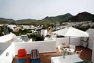 3 Casas-Apart de 4 a 6 pers. a 200 m de la playa Almería