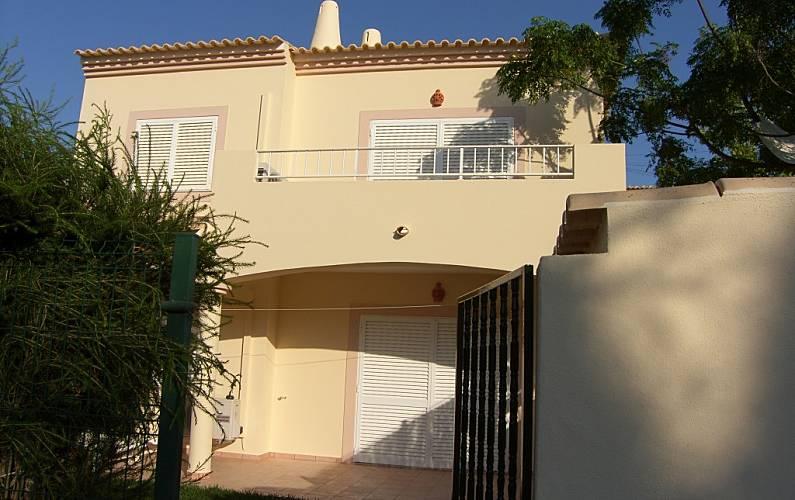 Casa para alugar a 2 km da praia Algarve-Faro - Exterior da casa