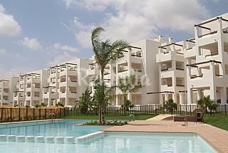 Apartamento para 4-6 personas a 15 km de la playa Murcia
