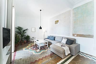 Ca Ribera | Apartamento vacacional en Russafa  Valencia
