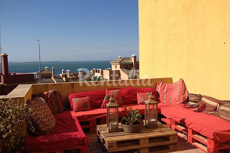Casa en la playa con vistas al mar el manantial el - Apartamentos vacacionales en el puerto de santa maria ...