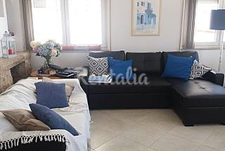 House for rent on the beach front line Algarve-Faro