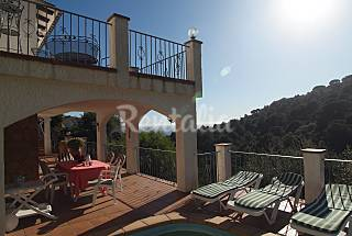 House for rent only 400 meters from the beach Girona