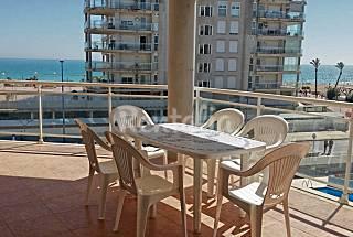 Apartamento para 4-6 personas a 100 m de la playa Castellón