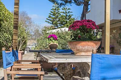 Dependance autonoma con giardino Palermo