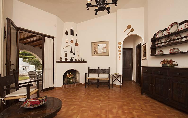Villa en alquiler a 250 m de la playa torre delle stelle Salon jardin villa esmeralda tultitlan