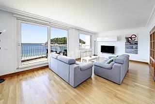 Impresionante apartamento a los pies de la playa d Guipúzcoa