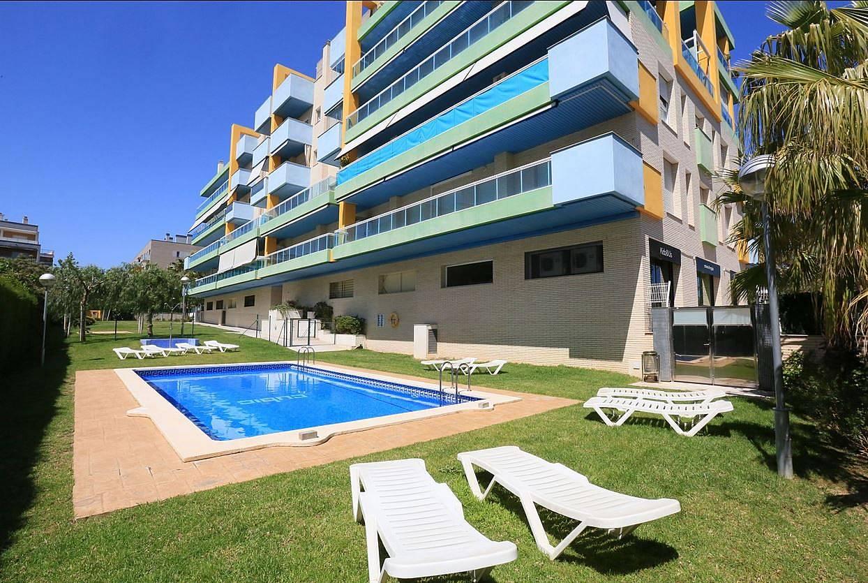 Apartamento en alquiler en salou piscina salou tarragona costa dorada - Casas en salou ...