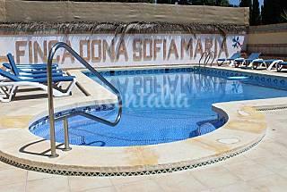 10 Appartements avec piscine. Ideal pour les enfants. Murcia