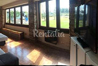 House for rent 2 km from the beach Asturias