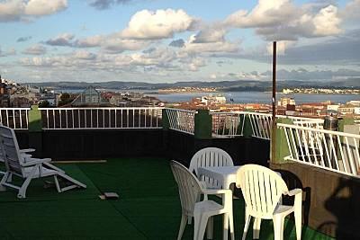 Appartamento con 2 stanze nel centro di Santander Cantabria