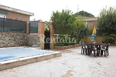 Casa para 6 7 personas en aldea del fresno aldea del for Jardin oriental aldea del fresno