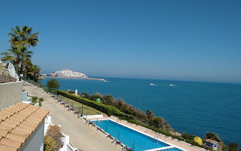 Appartamento per 5 7 persone a 2 km dal mare pe scola - Mare castellon ...