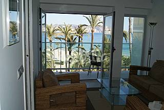 Apartment with 2 bedrooms in Benidorm Alicante