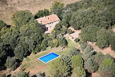 Casa rural para 14 personas en Beuda Girona/Gerona