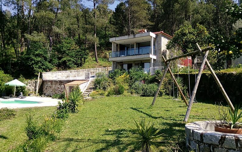 Casa Vistas da casa Braga Amares Villa rural - Vistas da casa