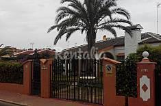 Vivenda para 10 pessoas a 120 m da praia Huelva