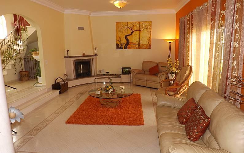 Villa Dining-room Algarve-Faro Loulé villa - Dining-room