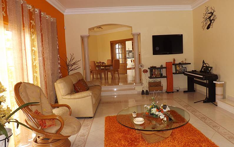 Villa Living-room Algarve-Faro Loulé villa - Living-room