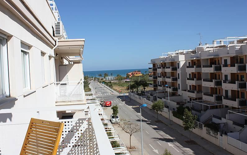 Tico en almenara playa almenara castell n castell n costa del azahar - Casas en almenara playa ...