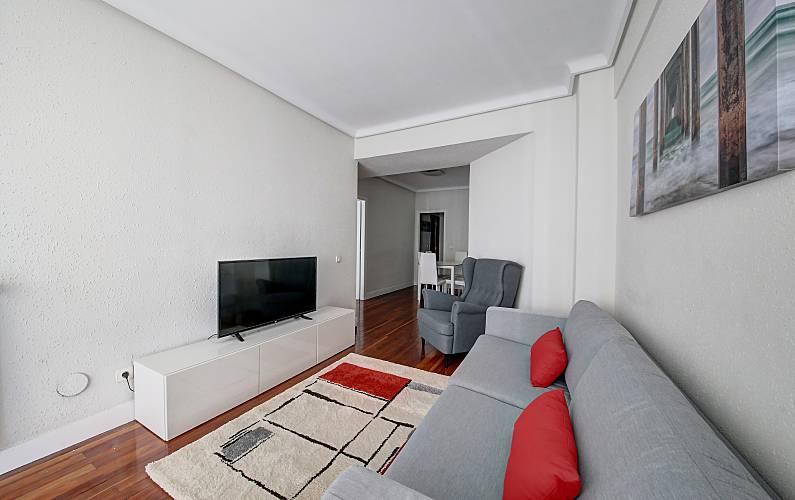 1 Gipuzkoa Donostia/San Sebastián Apartment -