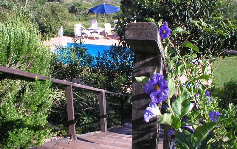 Casa Jardim Algarve-Faro Lagos casa - Jardim