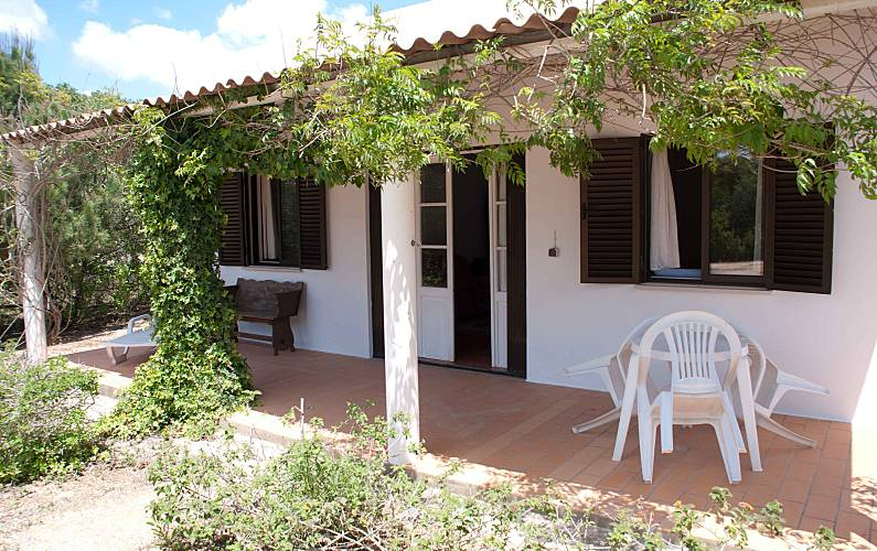 Villa for rent only 1500 meters from the beach Algarve-Faro - Outdoors
