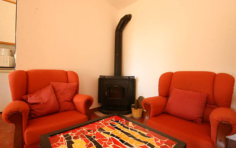 Villa Living-room Algarve-Faro Lagos villa - Living-room