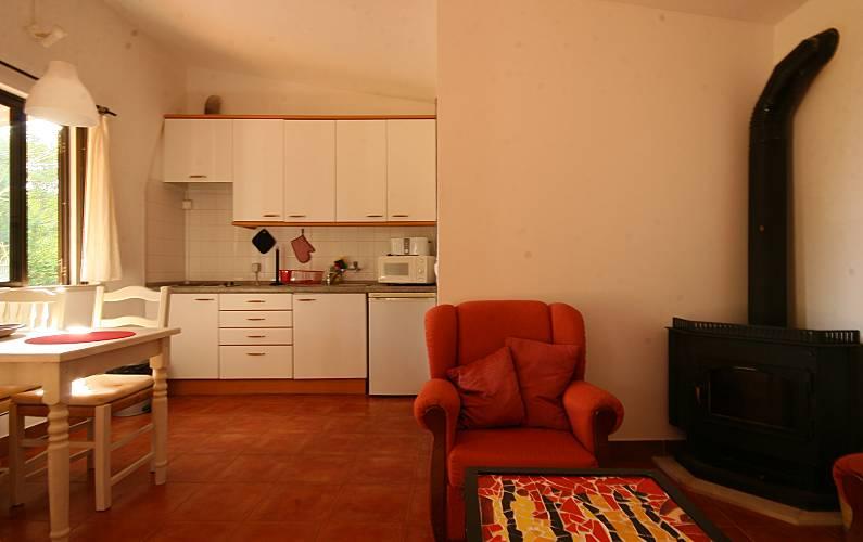 Villa Kitchen Algarve-Faro Lagos villa - Kitchen